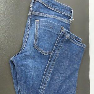 Banana Republic Skinny Ankled Jeans